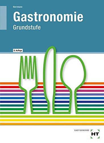 Gastronomie, Grundstufe, Lehrbuch