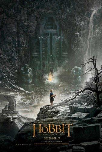 The Hobbit The Desolation Of Smaug Beidseitige Filmplakat Advance Poster (Martin Freeman) Original-Kinoplakat (69Cm X 102Cm) (Kino-erinnerungsstücke)