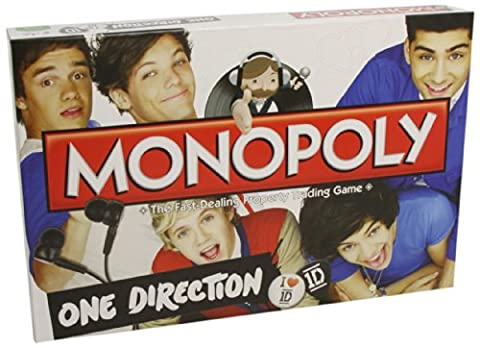 One Direction Monopoly