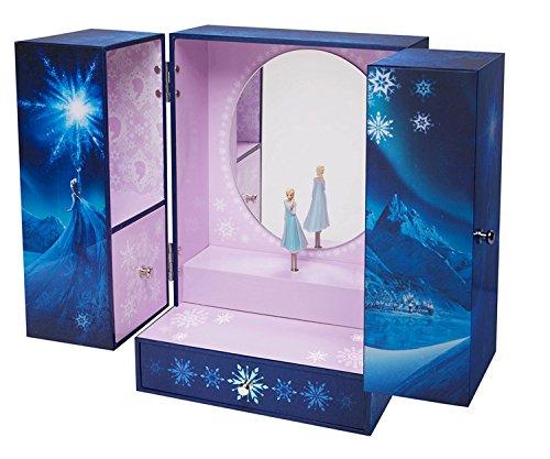 Trousselier - La Reine des Neiges - Frozen - Coiffeuse Musicale Elsa - Libérée Délivrée - Let It Go