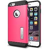 Spigen iPhone 6 Plus 6S Plus Case Slim Armor Series Azalea Pink SGP10908