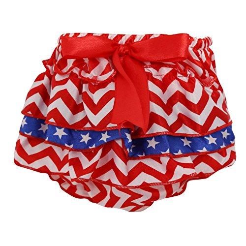 ESHOO Pantaloni Newborn neonate Lace Ruffle Skirt PP Bloomers Pantaloncini pannolino copertina