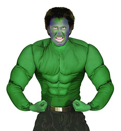 Imagen de widman  disfraz de hulk adultos, talla m alternativa