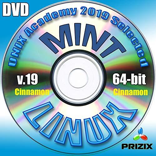 mint cinnamon 19 linux dvd 64-bit installazione completa comprende gratuito esame unix accademia di valutazione