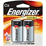 Energizer MAX Alkaline Batteries, 2 Pack - Buy Packs And SAVE (Pack Of 3)
