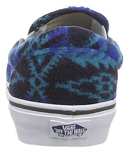 Vans Slip On Classic Bleu - bleu