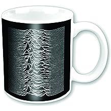 Joy Division - Unknown Pleasures Black Boxed Mug - Tasse im Geschenkkarton