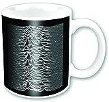 Joy Division: Joy Division - Unknown Pleasures Black Boxed Mug - Tasse im Geschenkkarton (Zubehör)
