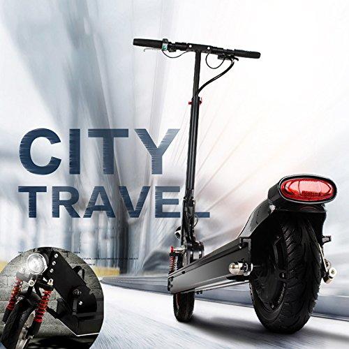MaMaison007 30KM/h elettrico Scooter litio batteria potenza due ruote Electric Bike City Travel Scooter pieghevole