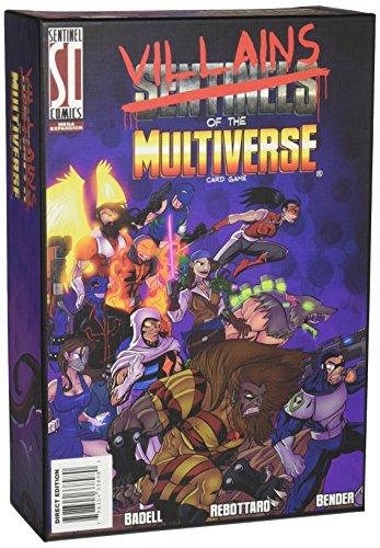 Preisvergleich Produktbild Sentinels of the Multiverse: Villains von die multiverse
