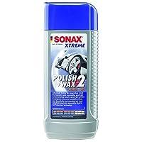 Sonax 207 100 Xtreme Çizik Giderici Ve Parlatıcı Cila Ve Hybrid Nanopartiküller, Renkli, 250 ml
