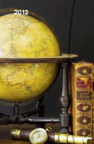 2012 Antique Books Magneto Diary SM