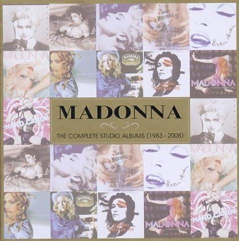 The Complete Studio Albums (1983-2008)