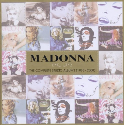 Madonna - The Complete Studio Albums [1983-2008]