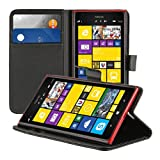kwmobile Wallet Case Hülle für Nokia Lumia 1520 - Cover