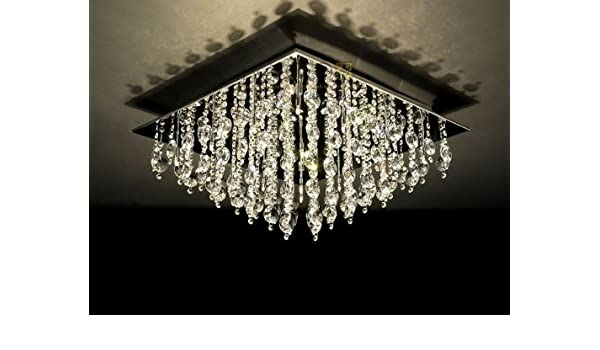Plafoniere Per Locali Commerciali : Ann luci plafoniera ideale per camere da letto e amazon