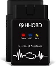 EXZA® HHOBD® Bluetooth Torque Android Diagnosegerät CAN BUS Interface - Auto Car PKW KFZ OBD 2