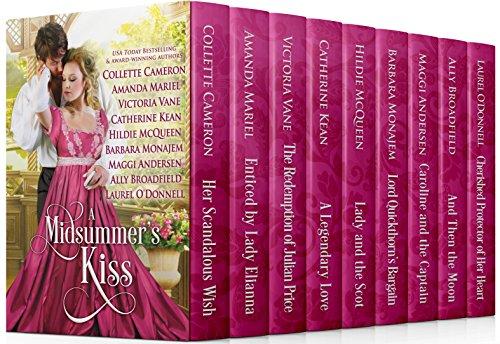a-midsummers-kiss-english-edition