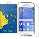 [2Pack] Protector Cristal Templado Samsung Galaxy Ace 4G357/357(Ace Style LTE)–Pantalla Antigolpes antigrafio