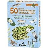 moses. 9761 - Expedition Natur 50 heimische Tiere und Pflanzen an Bach und Teich