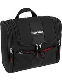 Wenger Toiletry Bag, 24 cm, Black 2160513