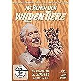Im Reich der wilden Tiere - Die komplette 2. Staffel / Folgen 27-52
