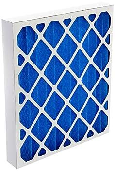 Gvs Filter Technologie G4p.20.25.2. Sua001.010G4Plissee-filter, Blauweiß (Pack Von 10) 0