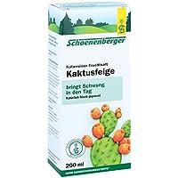 Kaktusfeige Saft bio Schoenenberger 200 ml preisvergleich bei billige-tabletten.eu