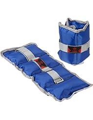 Gallant Bracelets haltères pour poignets ou chevilles Pour entraînement 1kg, 2kg, 3kg, 5kg, 6kg, 8kg, 10kg