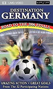 Destination Germany - Road to the 2006 Finals [UMD pour PSP] [Import anglais]