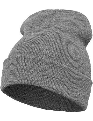 Flexfit - Berretto di peso medio, Unisex, Mütze Heavyweight Long
