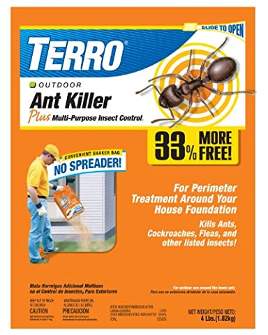 WOODSTREAM CORP - 3-Lb. Outdoor Ant Killer Plus Granules