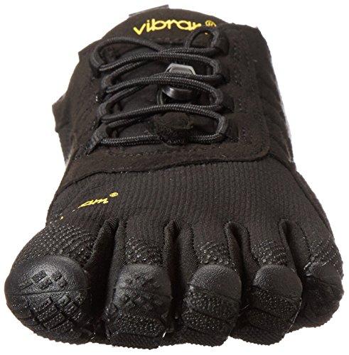 Vibram Five Fingers Damen Trek Ascent Outdoor Fitnessschuhe Schwarz (Black)
