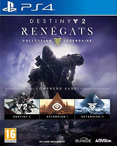 Destiny 2 Forsaken Legendary Collection (PS4)