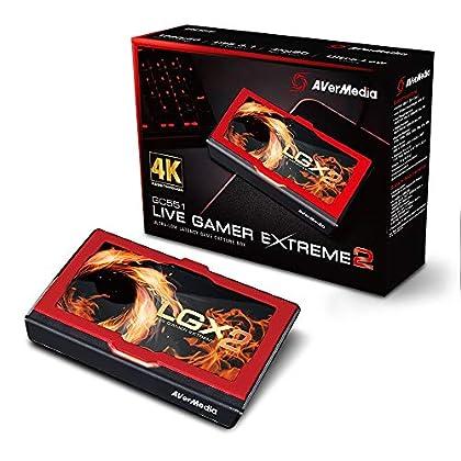 AVERMEDIA Live Gamer Extreme 2 - Capturadora de...
