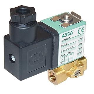 ASCO SCG356B006VMS.24/50-60 Solenoid Valve