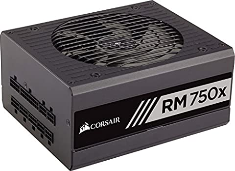 Corsair CP-9020092-EU RMX Series RM750X ATX/EPS Modulaire Complet 80 PLUS Gold 750W Alimentation PC