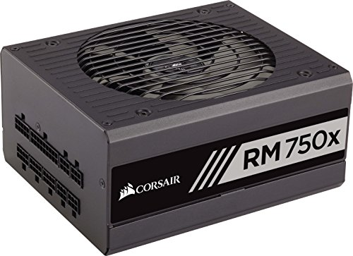 Corsair CP-9020092-EU RMX Series RM750X ATX/EPS Modulaire Complet 80 PLUS Gold 750W  Alimentation PC EU
