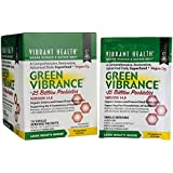 Green Vibrance Sachets, 15 Single Serving Packets, 177.45 grams