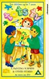 Picture Of Tots TV: A Painting Surprise And Other Stories [VHS]