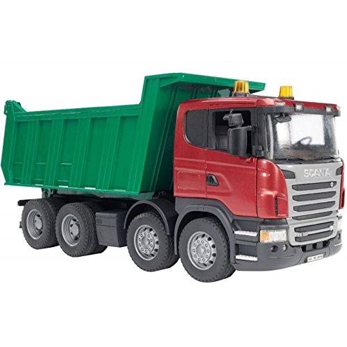 Preisvergleich Produktbild Bruder 03550 - SCANIA R-Serie Kipp-LKW