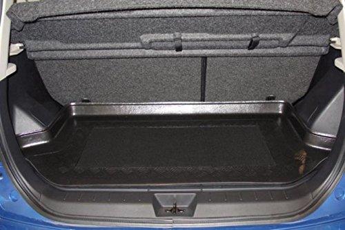 Kofferraumwanne mit Anti-Rutsch passend für Nissan Note Van 5-tr. 2006- mit Flexiboard/oberer Kofferraum