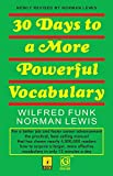 #3: 30 Days to More Powerful Vocabulary