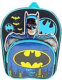 Official Batman Boys Backpack Rucksack Shoulder School Bag Back To School e0a3a554242a3