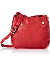 Baggit Women's Cosmetic Bag (Scarlet)