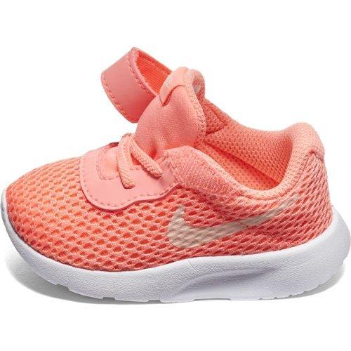 Nike NIKE818386-818386 402 Mädchen, (Lt Atomic Pink Crimson White), 24 EU Kleinkind M (Nike Kleinkinder Mädchen Schuhe)