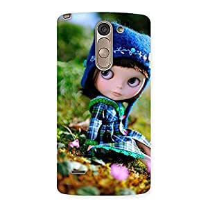 Impressive Kid Cute Multicolor Back Case Cover for LG G3 Stylus