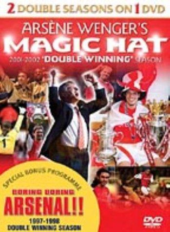 Arsenal Fc - Arsene Wenger's Magic Hat