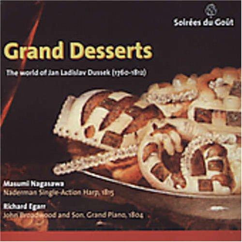 World of Jan Ladislav Dussek Horn Dessert