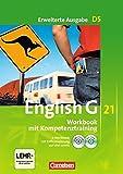 English G 21 - Erweiterte Ausgabe D / Band 5: 9. Schuljahr - Workbook mit Audio-Materialien: Mit Wörterverzeichnis zum Wortschatz der Bände 1-5
